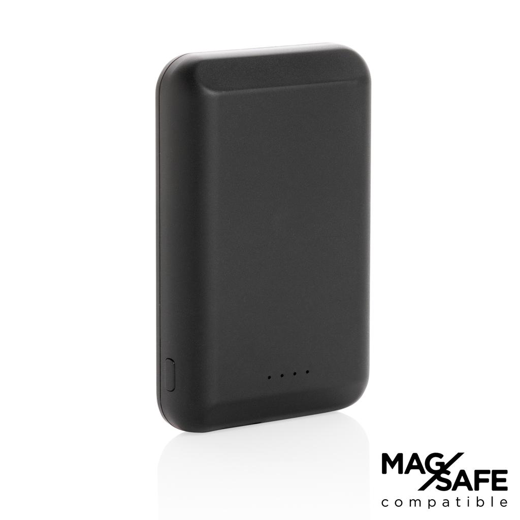 Magnetic 5.000 mAh 5W wireless powerbank