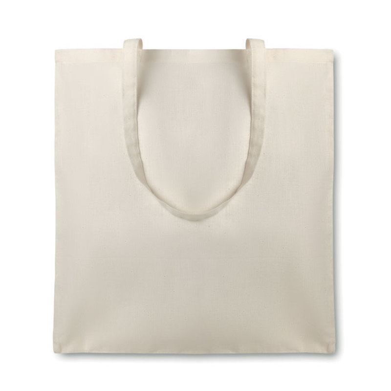 Shopping bag in organic cotton