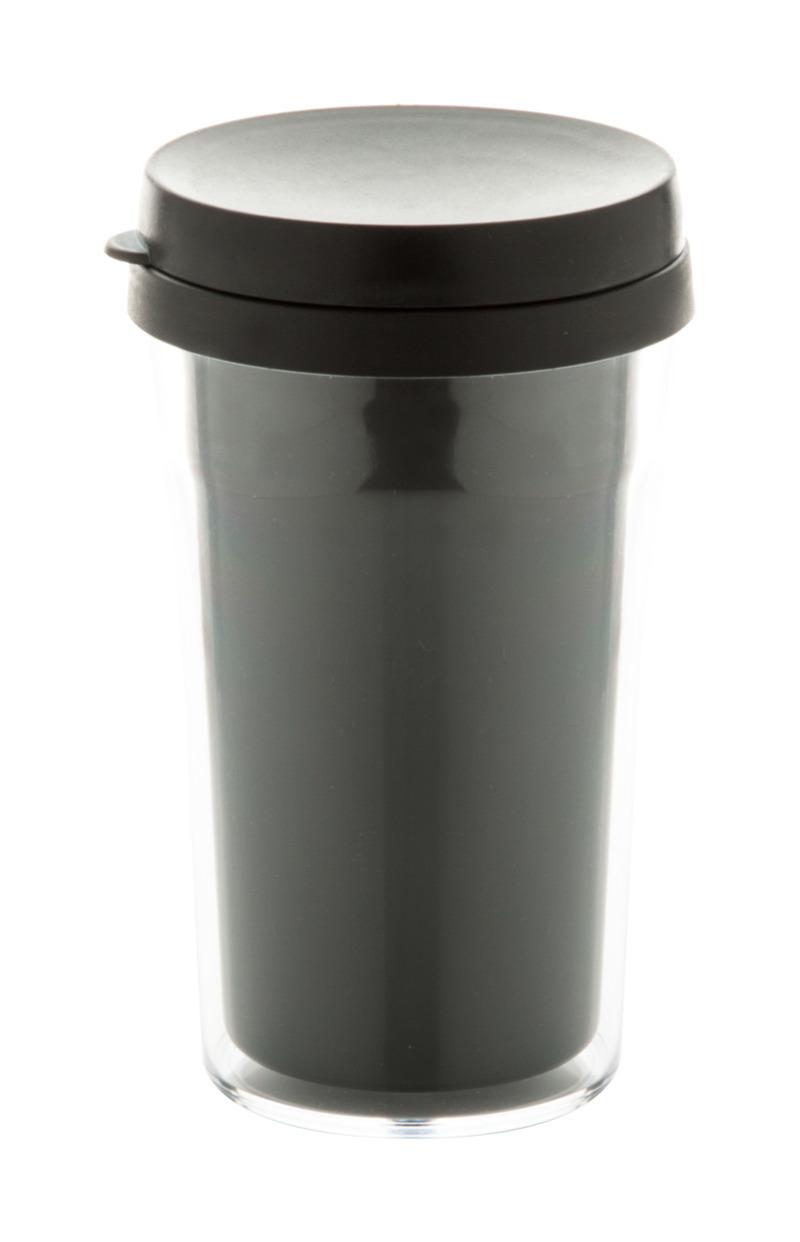 Doppler thermo mug
