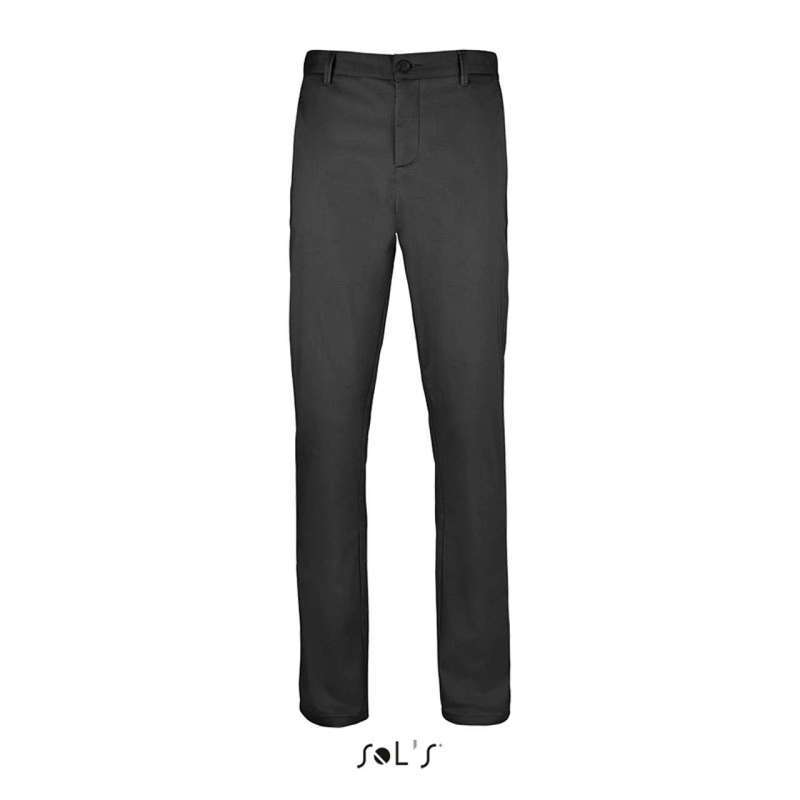 JARED MEN - SATIN STRETCH TROUSERS