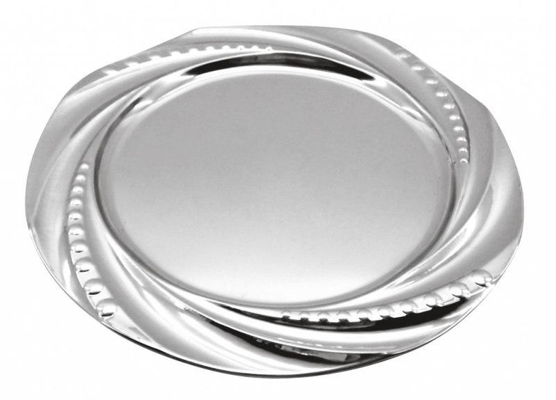VALET DISH STEEL d=22 cm - NO BOX