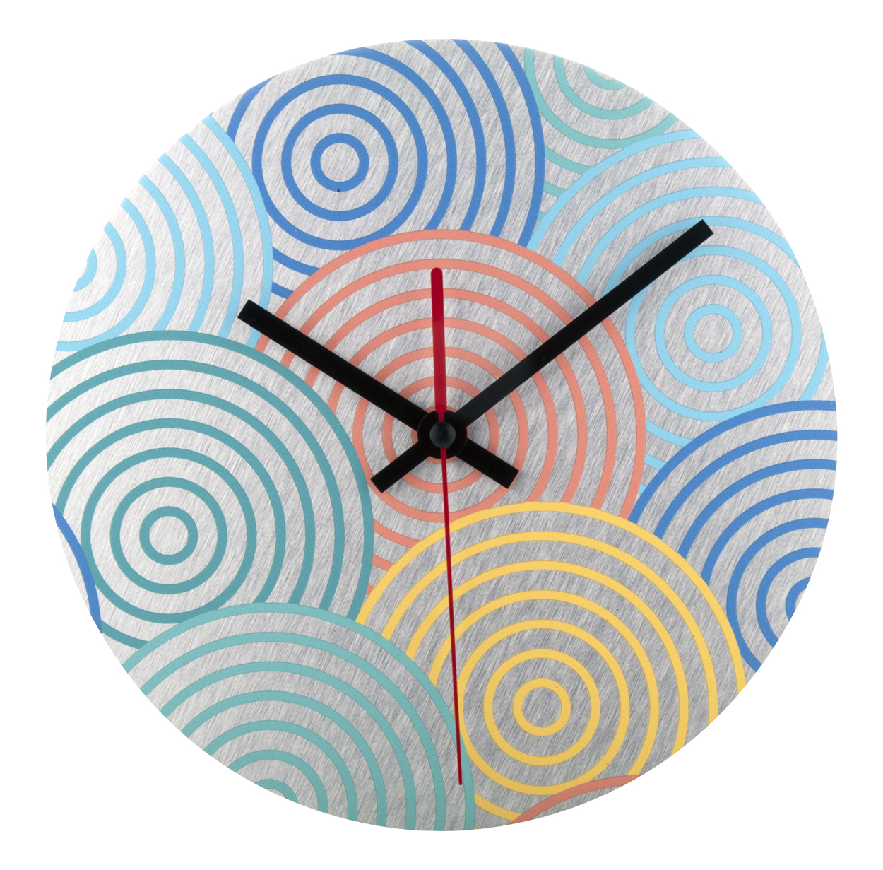 BeTime Alu D wall clock