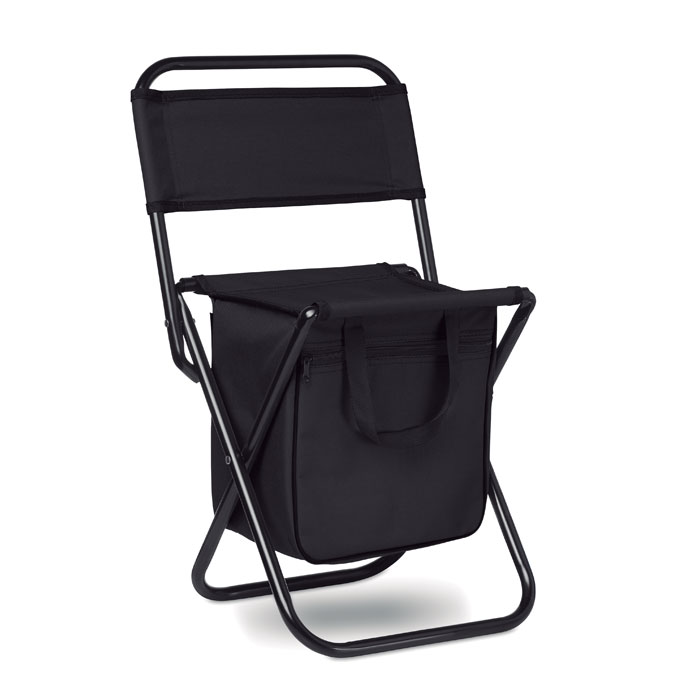 Foldable 600D chair/cooler