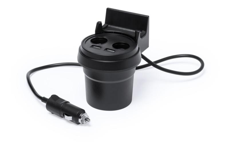 Kerub charger holder