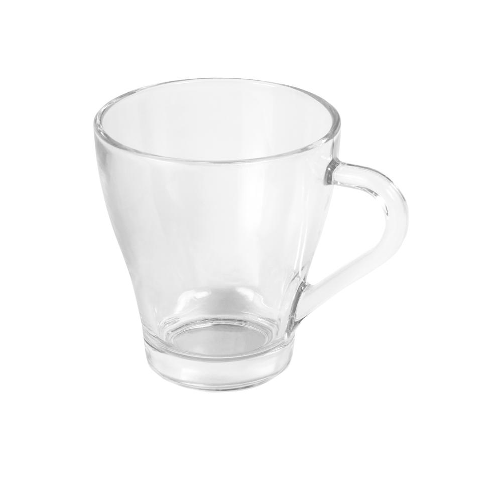 MACCHIATO GLASS MUG